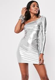 Unique one shoulder dresses of different colors ideas Chianti Missguided Birthday Dresses Sweet 16 18th 21st Dresses Missguided