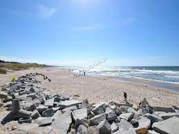 Plaża zachodnia w Darłówku Darłówko: kamera, opinie