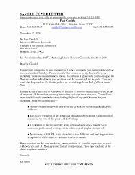 Cover Letter For Teacher Position Fresh Cover Letter Format For