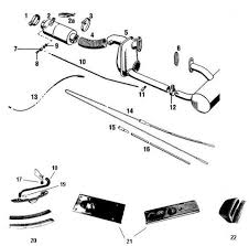 porsche 356 heating hoses and clamps air hoses and clamps