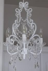 bedroom chandelier lighting. cruisin over sixty shabby chic chandelier bedroom lighting