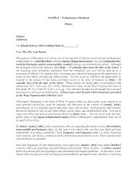 Employment Termination Letter Templates Free Probationary Employee Termination Letter Templates At