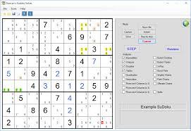 Duncans Sudoku Solver