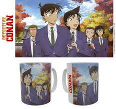 Detektiv Conan Shinichi Ran Tasse - nippon-fan.de Manga, Anime & Videogame  Merchandise