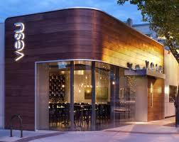The Vesu Restaurant by Arcsine Architecture and Bellusci Design |  CONTEMPORIST