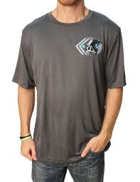 Metal Mulisha Mens Techgnar Map T Shirt Products Mens