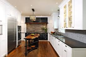 kitchen modern rustic. Contemporary Kitchen With Rustic Flair Modern S