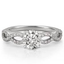 infinity diamond engagement ring. infinity engagement diamond ring y