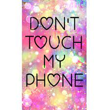 Install my apps and open apps icon and setup live wallpaper ,scroll down the list, find out the don't touch my phone lwp and setup it. My Phone Wallpapers Posted By Samantha Thompson