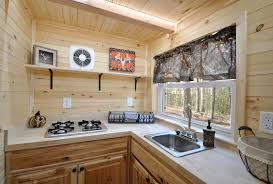 Small Picture The Timberland Tiny House 195 Sq Ft TINY HOUSE TOWN