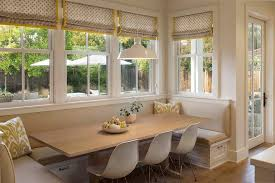 breakfast nook furniture ideas. excellent curved breakfast nook with storage bench full of elegance throughout dining modern furniture ideas