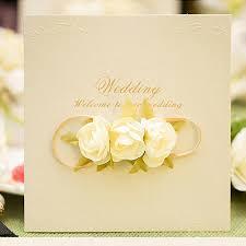 Wedding Card Design Rose Wedding Invitation Card Design Free Customized Printing Wedding