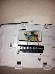 honeywell thermostat rth6350d wiring diagram honeywell free Honeywell Chronotherm Iii Wiring Diagram honeywell thermostat rth6350d wiring diagram honeywell free wiring diagrams Honeywell Chronotherm III Thermostat Connection