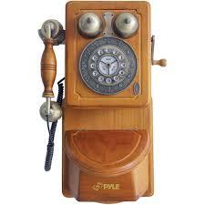 <b>Retro</b> Home <b>Style Antique Vintage Wall</b> Mounted Telephone ...