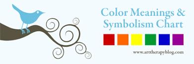 Color Meanings Symbolism Chart Color Symbolism Chart Color Meanings Chart Color Charts