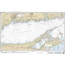 Maptech Noaa Recreational Waterproof Chart Long Island Sound Eastern Part 12354