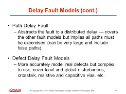 Dream Catcher Consulting Sdn Bhd Mesmerizing ME322 DESIGN FOR TESTABILITY [Slide 32] DfT Structures For Delay