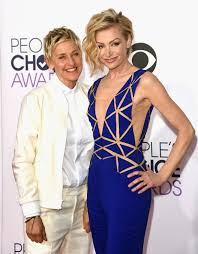 Ellen And Portia Ellen Degeneres And Portia De Rossi Have A Kid Closer Weekly