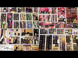 my makeup collection new lauren curtis