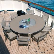 awesome round outdoor seating dining room incredible ideas 60 inch round outdoor dining table