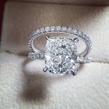 best 25 cushion cut diamonds ideas