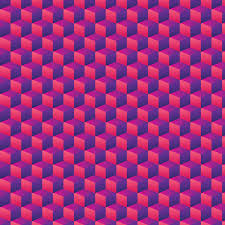 3d Patterns Magnificent Seamless Abstract 48d Geometric Box Pattern Background Vector