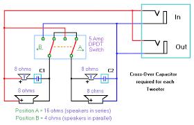 16ohm 2 speakers wiring diagram wiring diagram