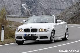 BMW 3 Series bmw 128i body kit : World Debut: 2012 BMW 1 Series Convertible