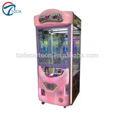 Game Vending Machines Extraordinary Coin Operated Magic Box Toy Box Arcade Claw Crane Vending Machines