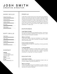 Modern 2020 Resume Template 20 Free And Premium Best Resume Templates Word Psd Indd