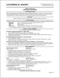 Best Resume Software Elegant Best Resume Template For Software Developer 24 Resume 5