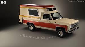 Chevrolet Blazer Chalet 1976 3D model by Hum3D.com - YouTube