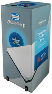 Mattress in a box New Beautysleep Memory Foam Mattressinabox 8 The Sleep Advisor 7007538338010beautysleep Memory Foam Mattressinabox 8