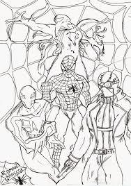 Spiderman Amazing Da Colorare Disegni Di Spiderman Da Colorare