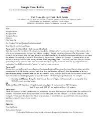 cover letter sample cover letter website