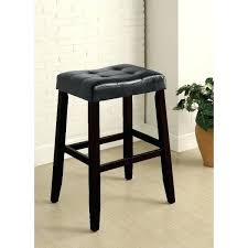 black and espresso saddle bar stool leather chairs genuine stools canada