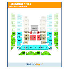 Royal Farms Seating Chart Royal Farms Arena Baltimore Event Venue Information Get