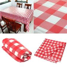 red plastic tablecloth lace est plastic tablecloths inch for cotton round damask tablecloth red vinyl checd
