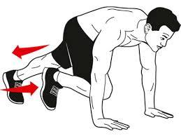 mounn climbers mounn climber exercise movement