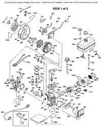 Tecumseh hsk600 1696s parts diagram for engine parts list 1 rh jackssmallengines hsk600 engine manual