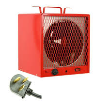 dr infrared heater 240v 5600w garage work portable space heater 2 pack com