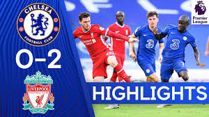 Chelsea 0-2 Liverpool | Premier League Highlights - YouTube