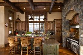 Small Picture Makeovers and Cool Decoration for Modern Homes Rustic Kitchen