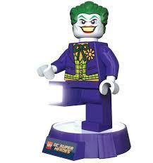 """Фонарь-игрушка <b>LEGO</b> """"<b>DC Super</b> Heroes. Joker"""", на подставке ..."""