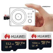 Hàng Mới Về) Thẻ Nhớ Điện Thoại Huawei Wei 512g / 1t U3 Tf - Thẻ Nhớ Máy  Ảnh