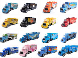 cars 2 toys diecast.  Toys New Pixar Cars 2 Toys Truck Hauler Diecast Metal For Children Gift  Free Shippingin Action U0026 Toy Figures From Hobbies On Aliexpresscom  In
