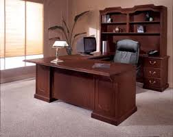 home office furniture wood. Exellent Wood Home Office Furniture  Traditional U0026 Laminate DMI Andover UShape Desk  And Hutch And Wood L