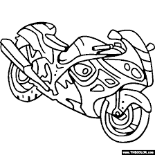 Small Picture Motorcycles Motocross Dirt Bike Online Coloring Pages Page 1