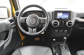 2018 jeep wrangler 4 door interior