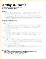 Student Resume Examples High School For College Students With No Delectable College Student Resume Examples